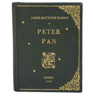 Peter Pan Book Clutch By M