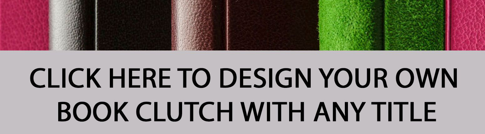 Personalise your own book-clutch
